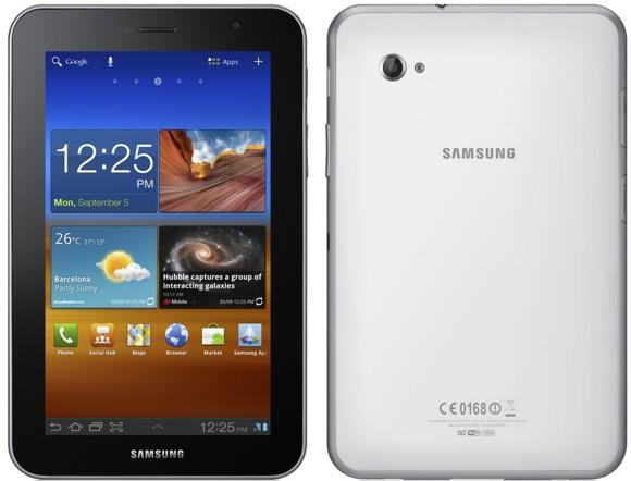 Galaxy Tab 7.0 Plus - очередной планшет от Samsung