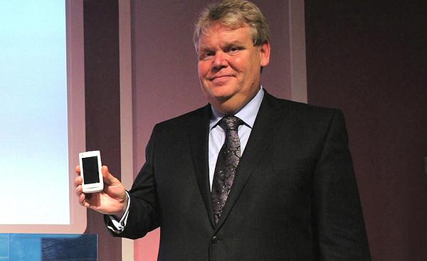 Глава Sony Ericsson считает, что WP7 - плохая ОС