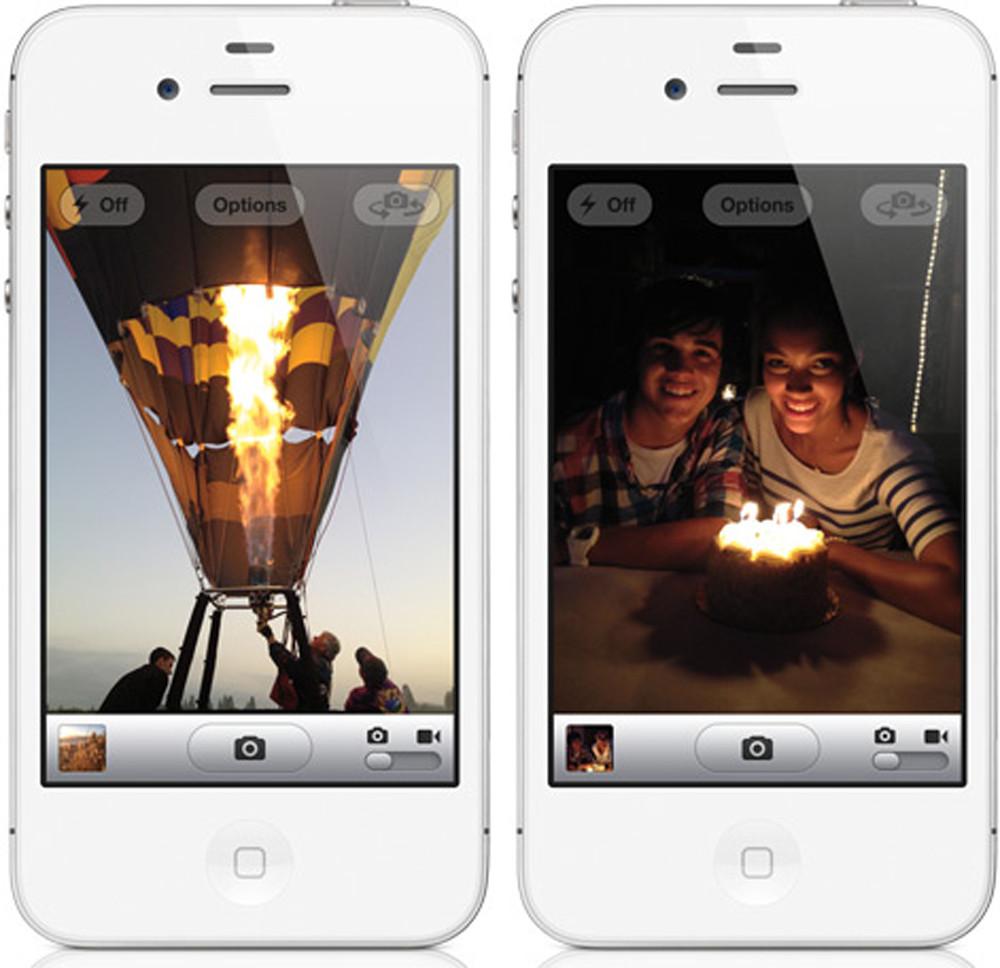 Почему камера iPhone 4S стала намного лучше?