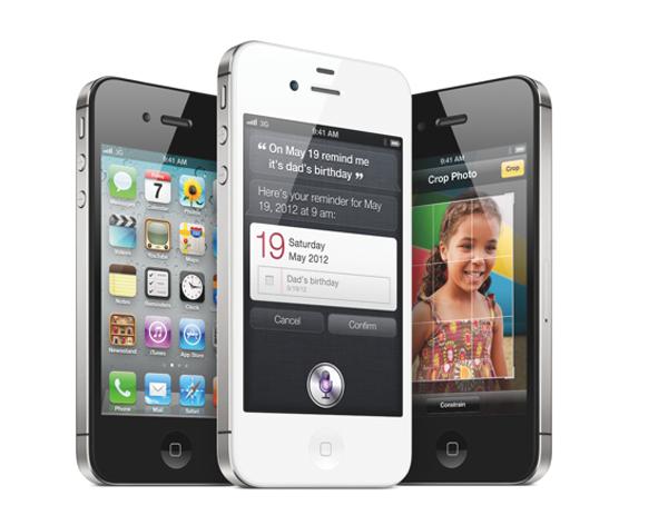 Официальные iPhone 4S появятся в России в период с 5 по 21 декабря