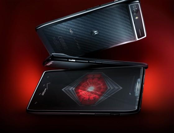 Droid RAZR засветился на сайте Verizon