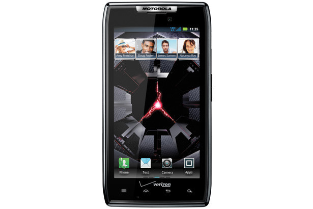 Motorola Droid RAZR наконец-то анонсирован