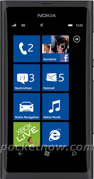 Новые пресс-фото Nokia 800 замечены в сети