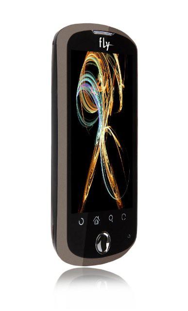 Взгляд журнала Stuff: Fly E185 - тачфон за 3500 руб.