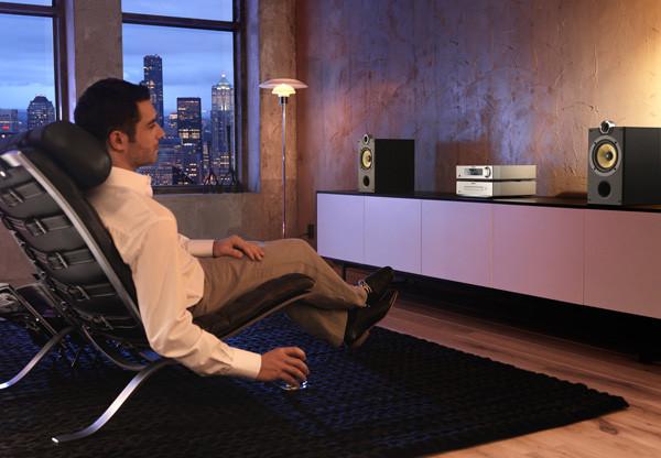Stuff-обзор: Philips Harmony DCD8000 - породистая аудиосистема!