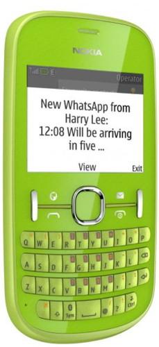Nokia Asha - новая коллекция