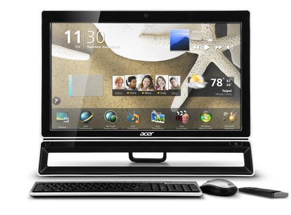 Acer выпустила десктопы AZ3, AZ5 и Veriton Z Series по цене от $650