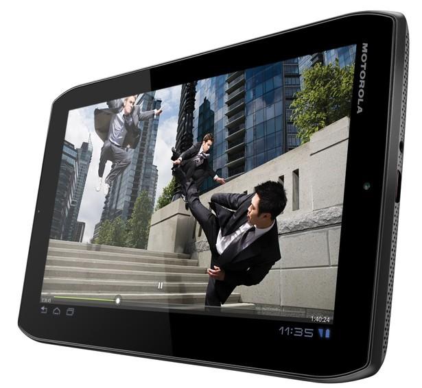Планшеты Motorola Xoom 2 и Xoom 2 Media Edition представлены официально