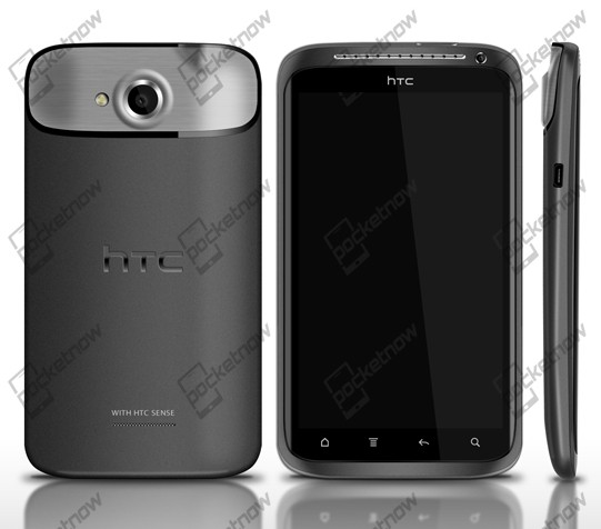 HTC готовит четырехъядерный флагман нового поколения - Edge