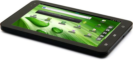 Первый брендированный планшет от МегаФона поступил в продажу