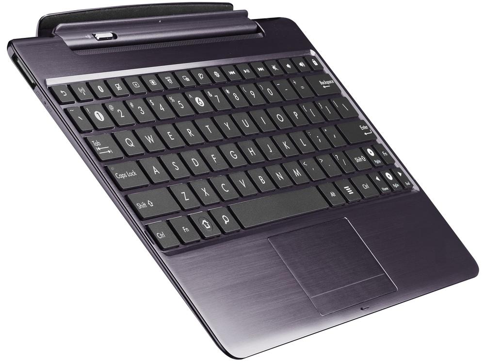 ASUS Eee Pad Transformer Prime - первый четырехъядерный планшет