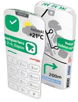 Nokia GEM – очень «чувствительный» концепт