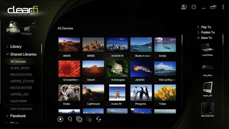WHF-обзор: Acer Revo 100: ПК-медиацентр с претензией на гениальность