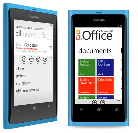 Владельцы Nokia Lumia 800 жалуются на слишком быстрый разряд батареи