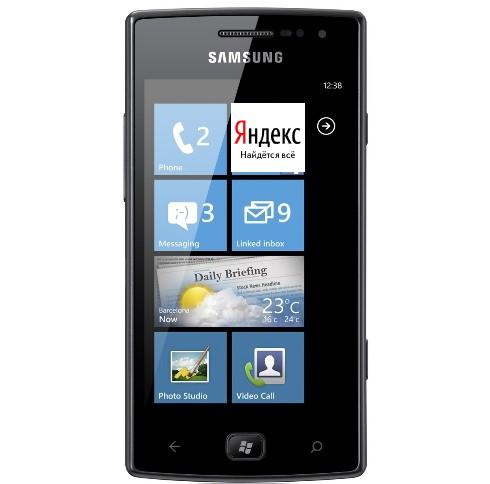 Поиск Яндекса появился в смартфонах на Windows Phone