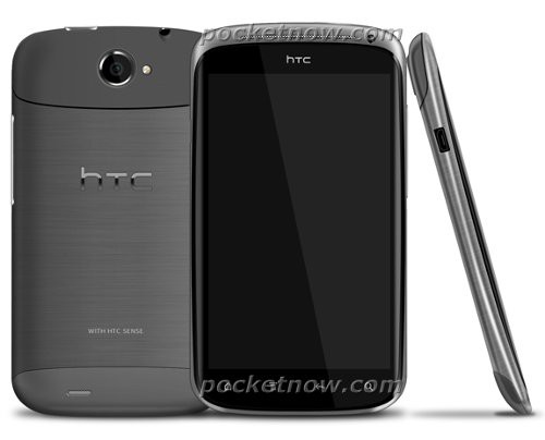 Слухи: HTC Ville - один из самых тонких и стильных смартфонов