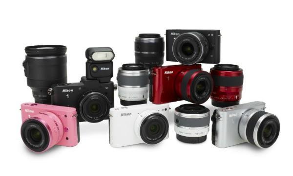 Обзор фотокамеры Nikon J1 - не только для любителей!