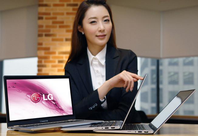Мощный и стильный ультрабук LG Xnote Z330