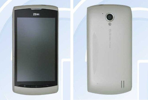 ZTE V881 - недорогой смартфон с 1-ГГц процессором