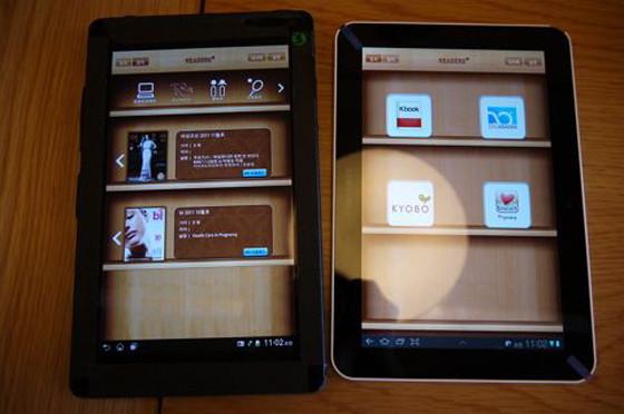 Новый LTE-планшет LG Optimus Pad замечен в Южной Корее