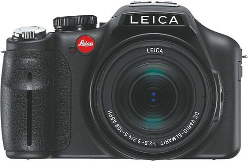 Leica V-Lux 3 - 24x-суперзум с возможностью записи видео 1080p HD