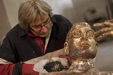 В Венгрии появится бронзовая статуя Стива Джобса