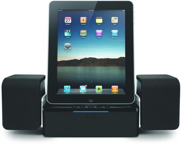 Больше дюймов, больше звука! Обзор четырех док-станций для iPad