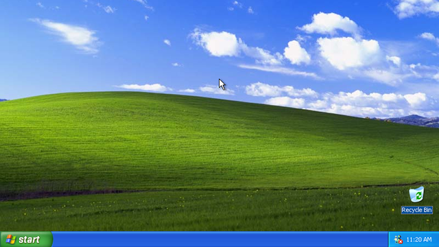 10-летняя Windows XP используется на трети всех компьютеров