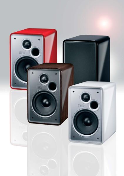 WHF-обзор: Heco Music Color 100 - разноцветная музыка