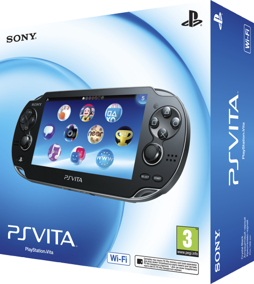 Sony PS Vita можно предзаказать в России и получить бонусы