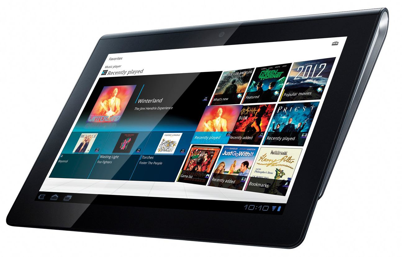 Обзор планшета Tablet S от журнала Stuff