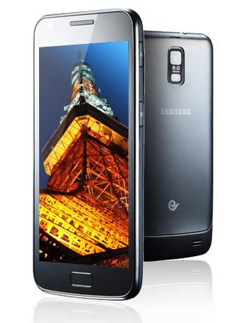 В Китае вышел двухсимочный Galaxy S II Duos