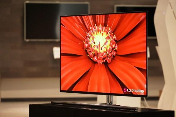 LG выпустила самый большой в мире OLED-дисплей