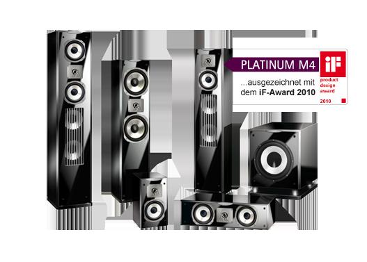 Quadral Platinum M4. И настроение – праздничное!