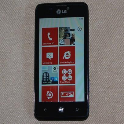 Слухи: LG Fantasy - новый аппарат на WP7