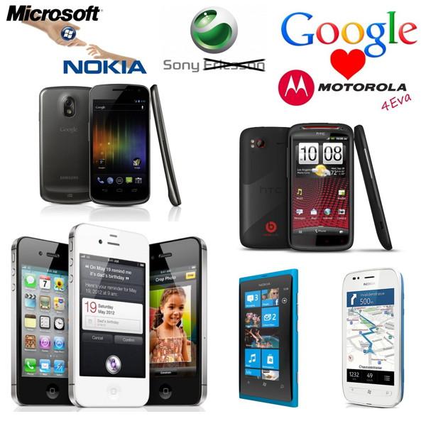 Итоги: самые важные события мобильного рынка в 2011 году