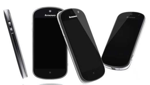 Смартфон Lenovo S2 с 3.8-дюймовым экраном представлен на CES 2012