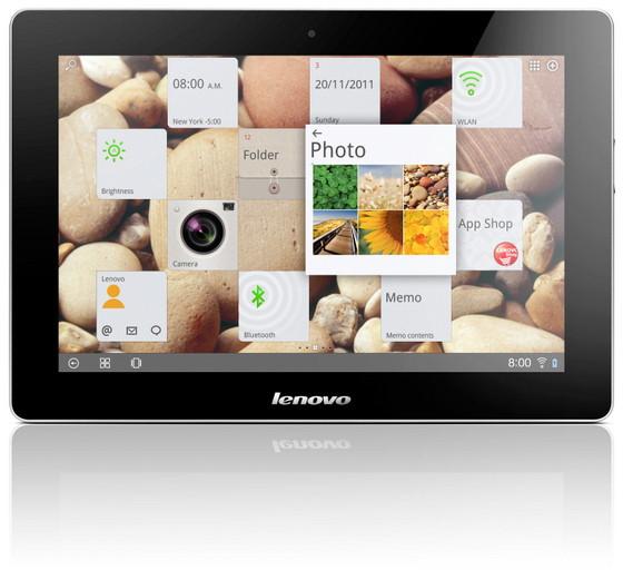 Lenovo IdeaTab A2 - 9-дюймовый планшет на базе Android Ice Cream Sandwich