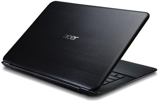 Acer Aspire S5 – самый тонкий в мире ультрабук
