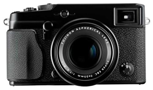 Fujifilm X-Pro 1: компактная камера с гибридным видоискателем