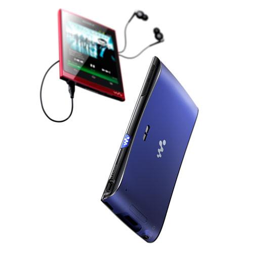Sony Walkman Z1000 на базе Android - конкурент для iPod