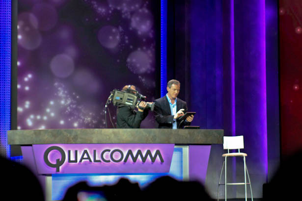Qualcomm продемонстрировала работу Windows 8 на LTE-планшете Snapdragon