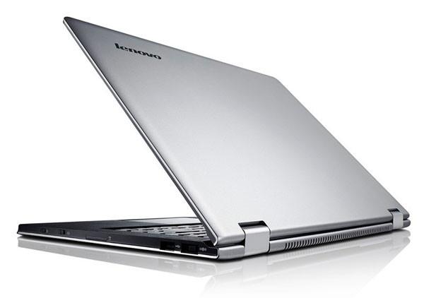 Новый ультрабук Lenovo IdeaPad Yoga - самый гибкий!