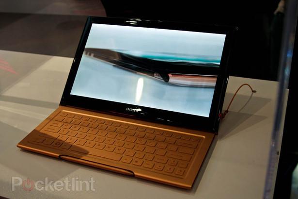 Красивое будущее лэптопов по мнению Sony