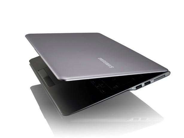 Самые тонкие в мире ноутбуки Samsung Series 9 и Series 5