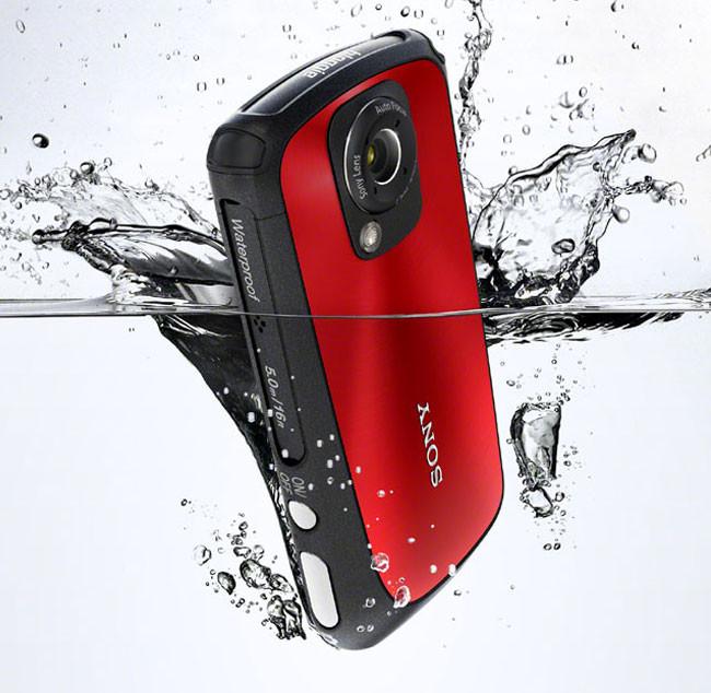 Новые камкордеры для блогеров: Toshiba Camileo Air10 и Z100 3D, Sony Bloggie Live и Sport