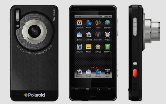 Polaroid SC1630 Android HD Smart Camera - то ли камера, то ли телефон
