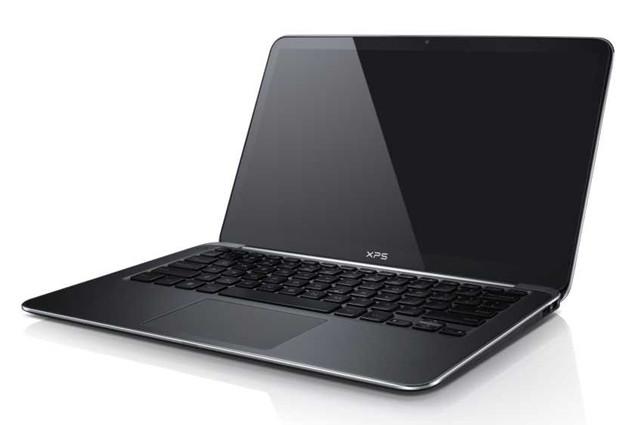 XPS 13 - первый ультрабук от Dell