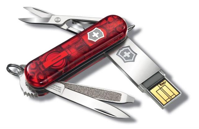 Victorinox SSD - самый продвинутый швейцарский нож