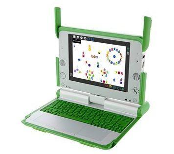 Нетбук для детей из развивающихся стран OLPC XO-1.75 начнет поставляться уже в марте